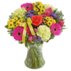 New Baby Vibrant Hand tied or Vase 01