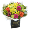 New Baby Vibrant Hand tied or Vase 04